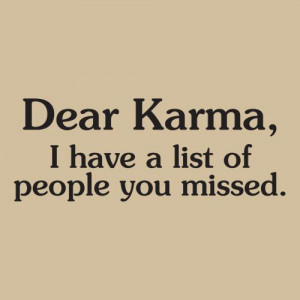 Quotes About Mean People And Karma