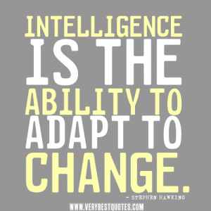Famous Quotes About Adapting to Change