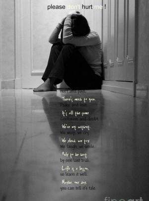 please dont hurt me!