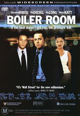 Boiler Room (DVD, 2000) Ben Affleck Vin Diesel Giovanni Ribisi
