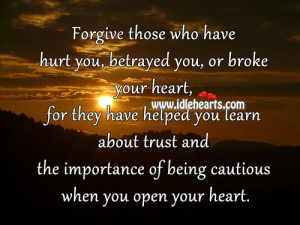 quotes picture what you did hurt and i forgave you the trust can be