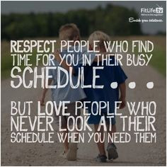 Quotes About When People