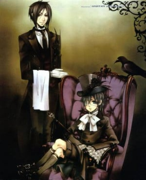 Black Butler Quotes