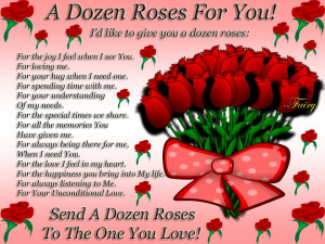 Dozen Roses For You!!!! photo ADozenRosesForYOU.jpg