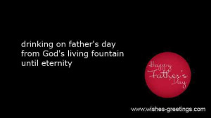 Christian Sayings For Father Day
