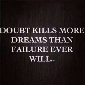 Doubt (