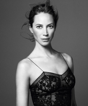 Christy Turlington Interview - Christy Turlington Quotes on Family ...