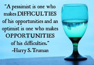 ... Quotes By Famous People: The Returned Missionary And Optimism Quote
