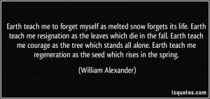 More William Alexander Quotes