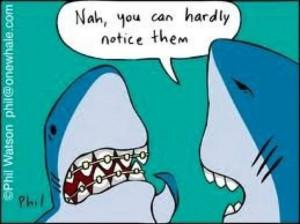HaHa! #BracesHumor #Braces #MurphyOrthodontics