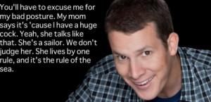 Daniel Tosh Funny Quotes
