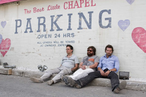 ... comedy â The Hangover,â distributed by Warner Bros. Pictures