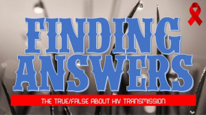 download this Finding Answers The True False About Hiv Transmission ...
