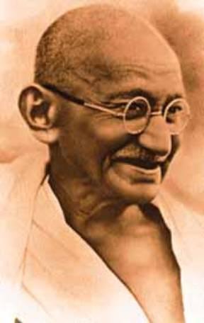 マハトマ・ガンジーが世に残した数々の名言