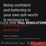 life quote self confidence quotes best wise sayings worth