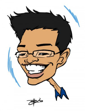 Ramon S - Caricature Artist - Past Client Comments, Quotes, and ...
