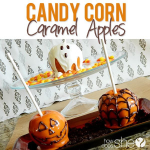 Corn Caramel, Apples Howdoesshe Com, Candies 617, Holiday Halloween ...