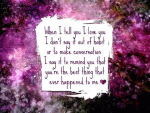 Love Quotes to make conversation