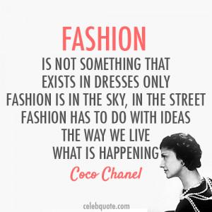 Everlasting Coco Chanel