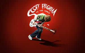 Scott Pilgrim Guitar