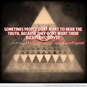 Illuminati Quote