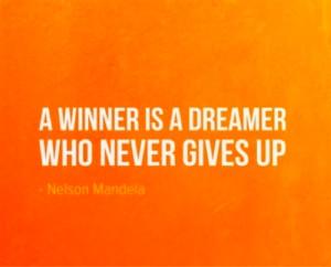winner quote