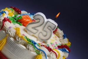 25 Things Turning 25 This Year