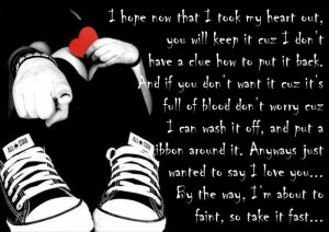 Wallpapers Designs: emo love quotes |teenage love quotes |good emo