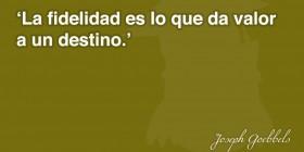 Frases de fidelidad de Francisco de Quevedo