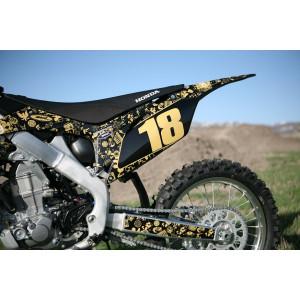 Custom Number Plates for Dirt Bikes
