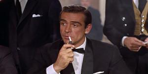 12. Sean Connery – James Bond Series