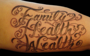 family quote tattoos for men great quote 100 tattoo quotes family ...