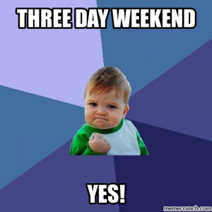 Day Weekend