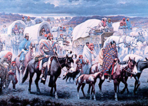 Elizabeth Warren Ancestor Rounded Up Cherokees For Trail of Tears