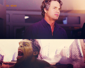 The Avengers Bruce Banner Mark Ruffalo