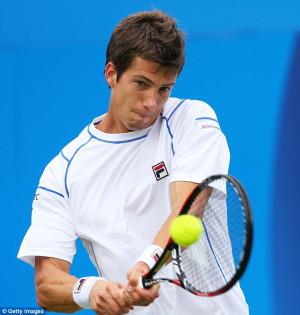 Aljaz Bedene 39 s British Davis Cup hopes suffer blow after paperwork