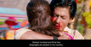 Best Lines from Chennai Express Movie