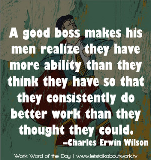 Have A Great Day At Work Quotes Work word of the day 4/13/13