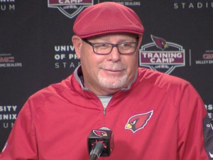 Arizona Cardinals coach Bruce Arians' top 5 quotes from Tuesday ...