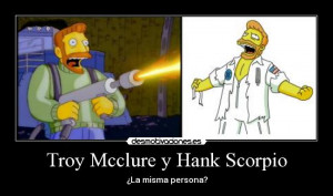 Hank Scorpio
