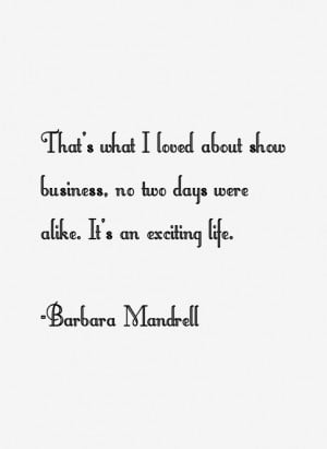 Barbara Mandrell Quotes amp Sayings