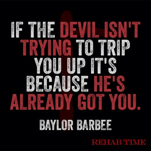 Quotes - Devil's Tricks