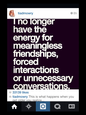 Friend Quotes For Instagram Them on instagram.