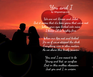 25+ Passionate Love Poems for Him