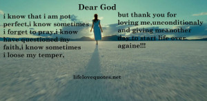 Thank God for My Life/Love | Quotes About Life | Beautiful Love Quotes