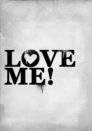 Love me by daskull