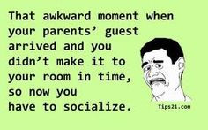 awkward moments quotes for facebook - Google Search More