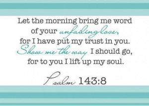 Quotes about trusting god during hard times