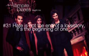 the vampire diaries quotes tumblr via tumblr