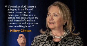 follow hillary clinton what does it matter quote
